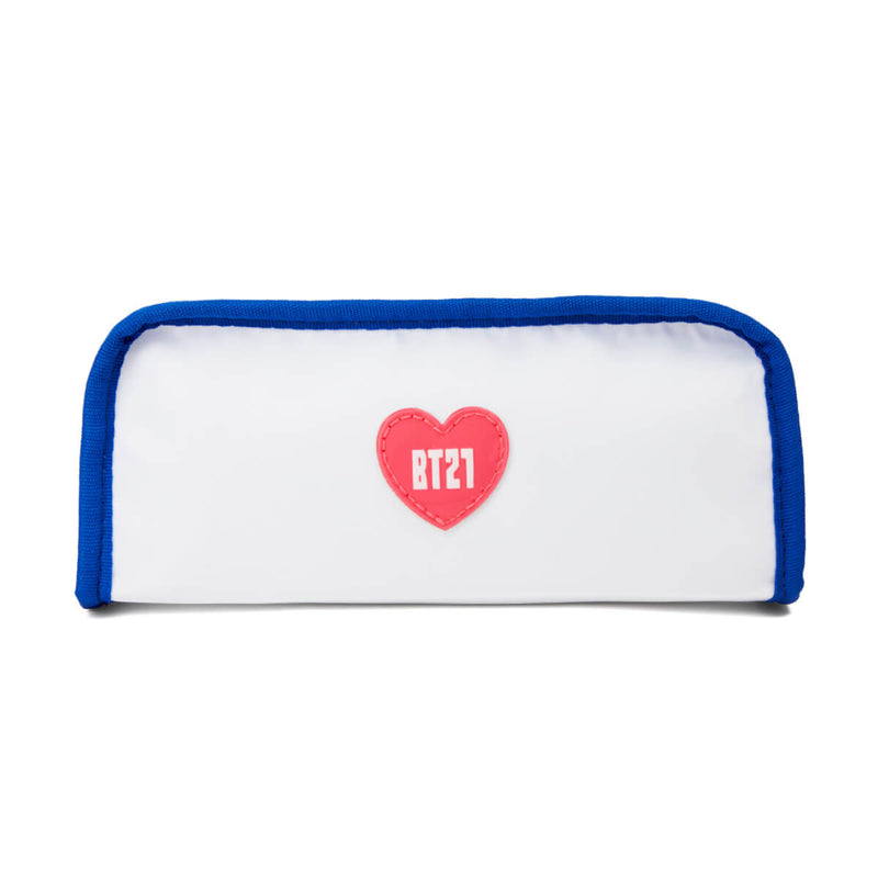 BT21 RJ Heart Pencil Case