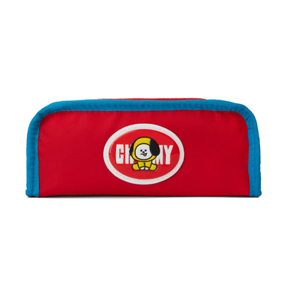 BT21 CHIMMY Heart Pencil Case