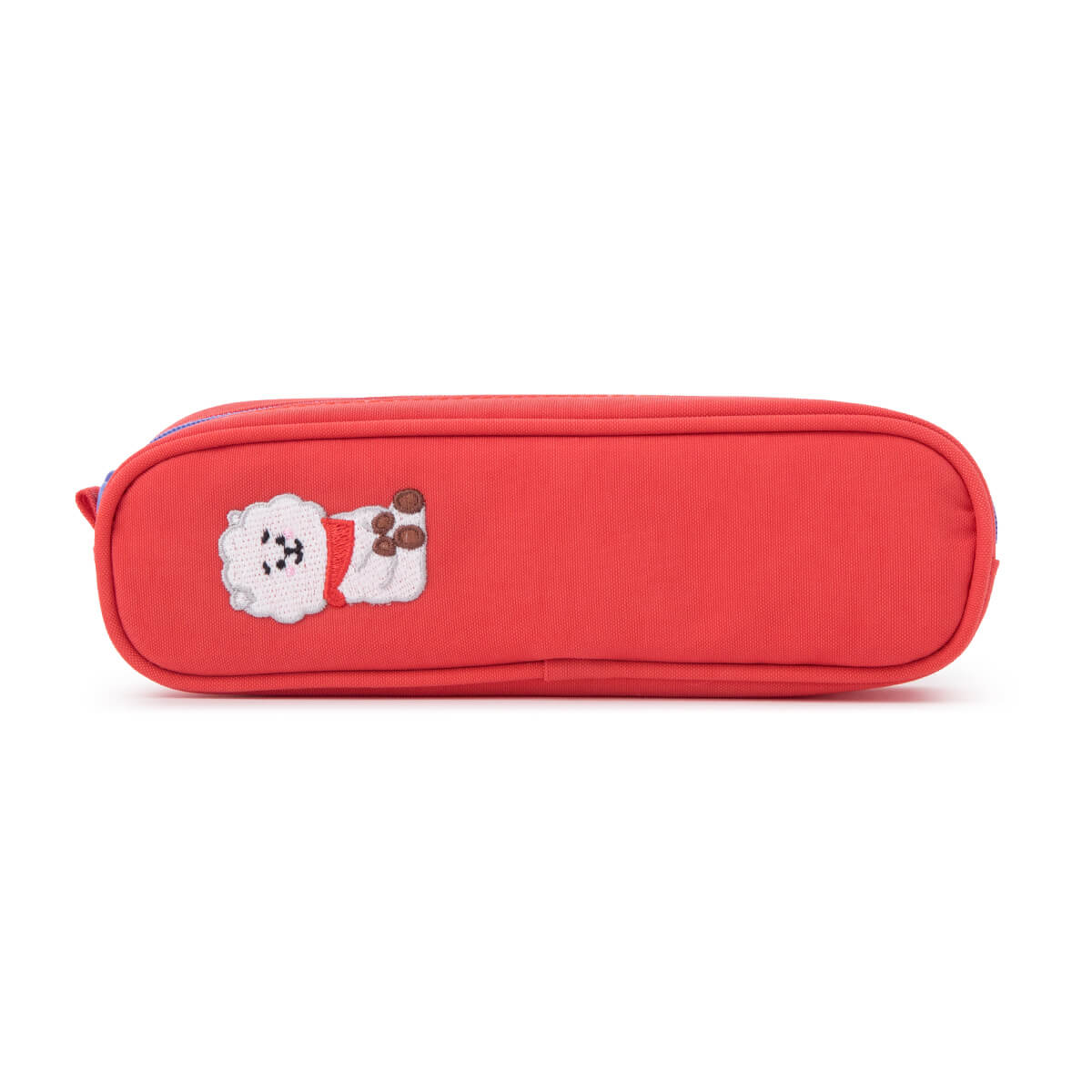 BT21 RJ Embroidered Slim Pencil Case