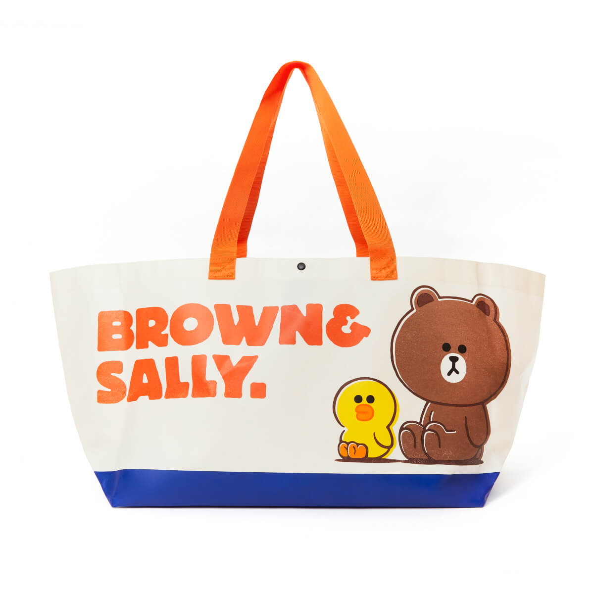 LINE FRIENDS BROWN & SALLY Picnic Bag (XL)