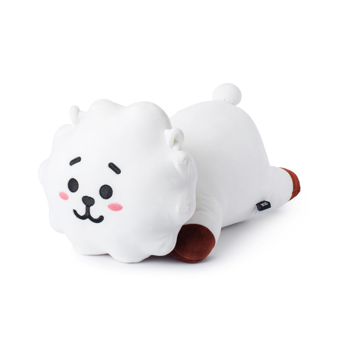 BT21 RJ Lying Pillow Cushion 19.7""