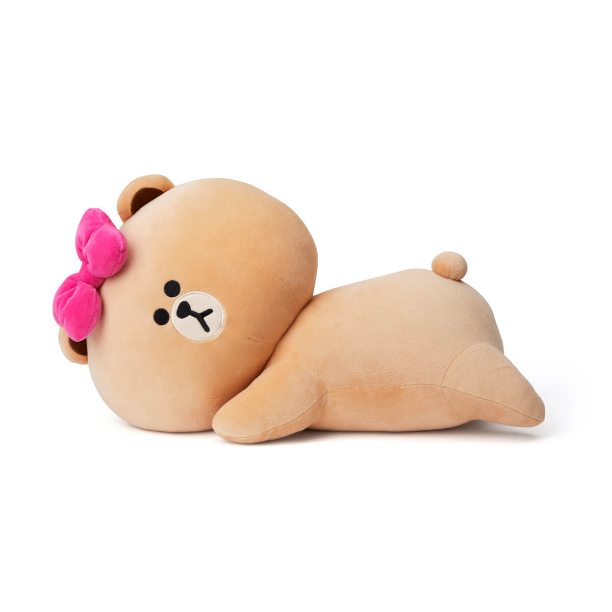 LINE FRIENDS CHOCO Lying Pillow Cushion
