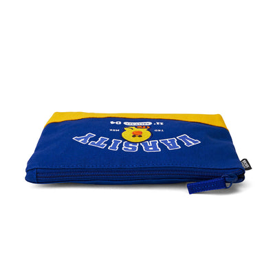 SALLY 20 University Slim Pouch Blue