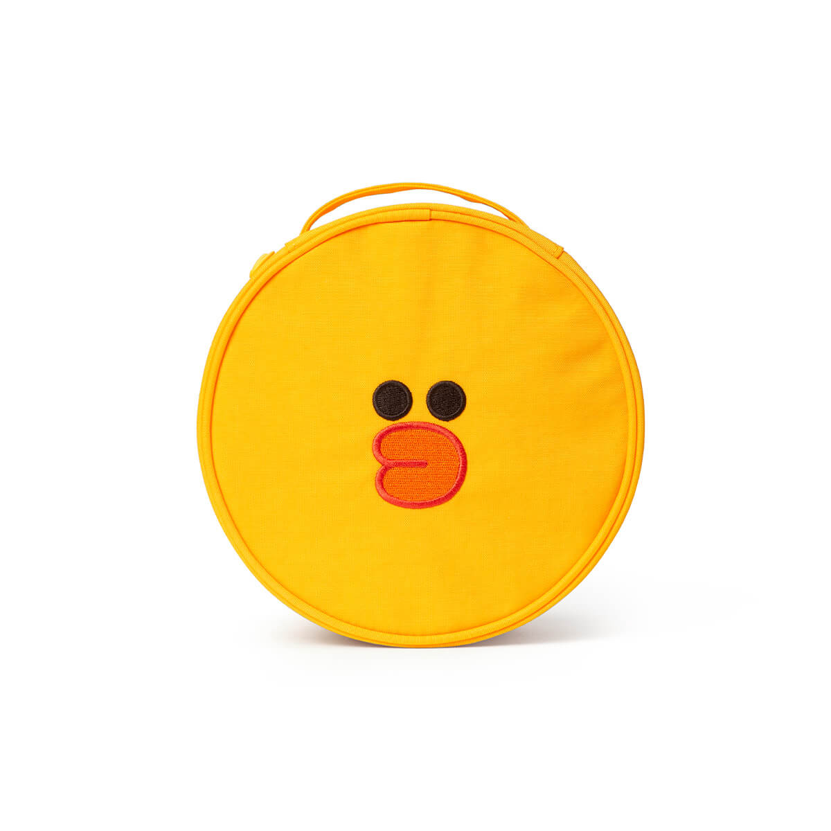 LINE FRIENDS SALLY Washed Nylon Toiletry Pouch (S)