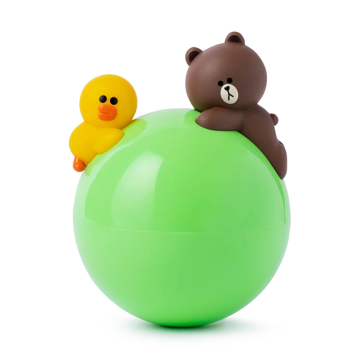 LINE FRIENDS BROWN & SALLY Roly-Poly