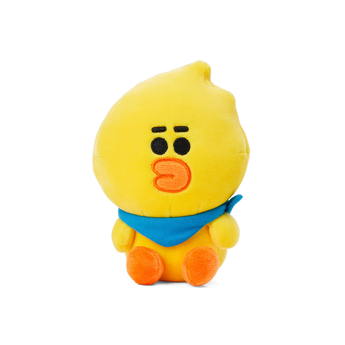 LINE FRIENDS SALLY FRIENDS MINI LOUIE Sitting Doll