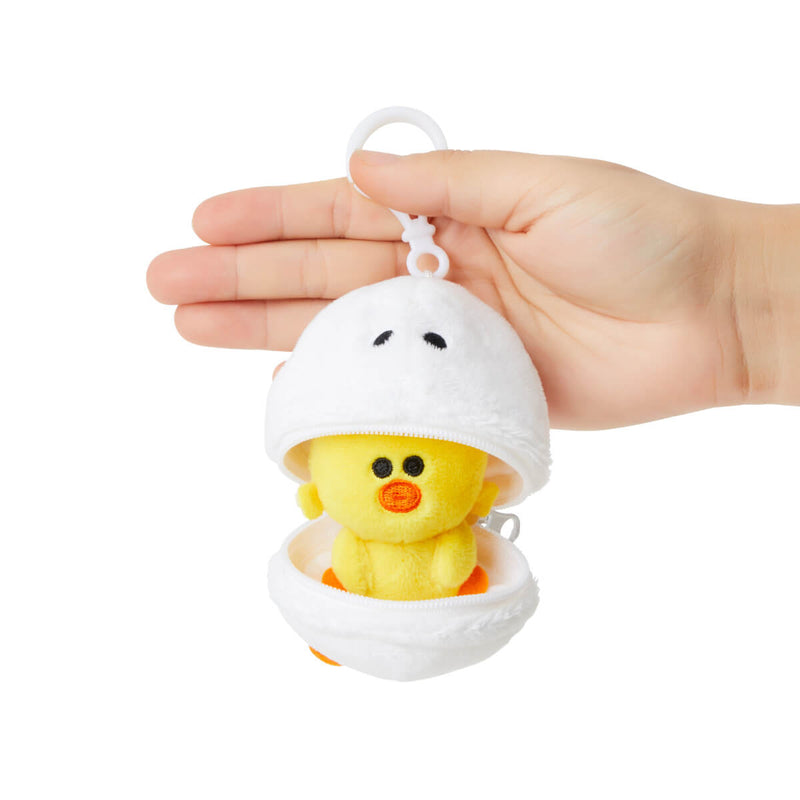 SALLY & FRIENDS Mini ELLY Egg Bag Charm