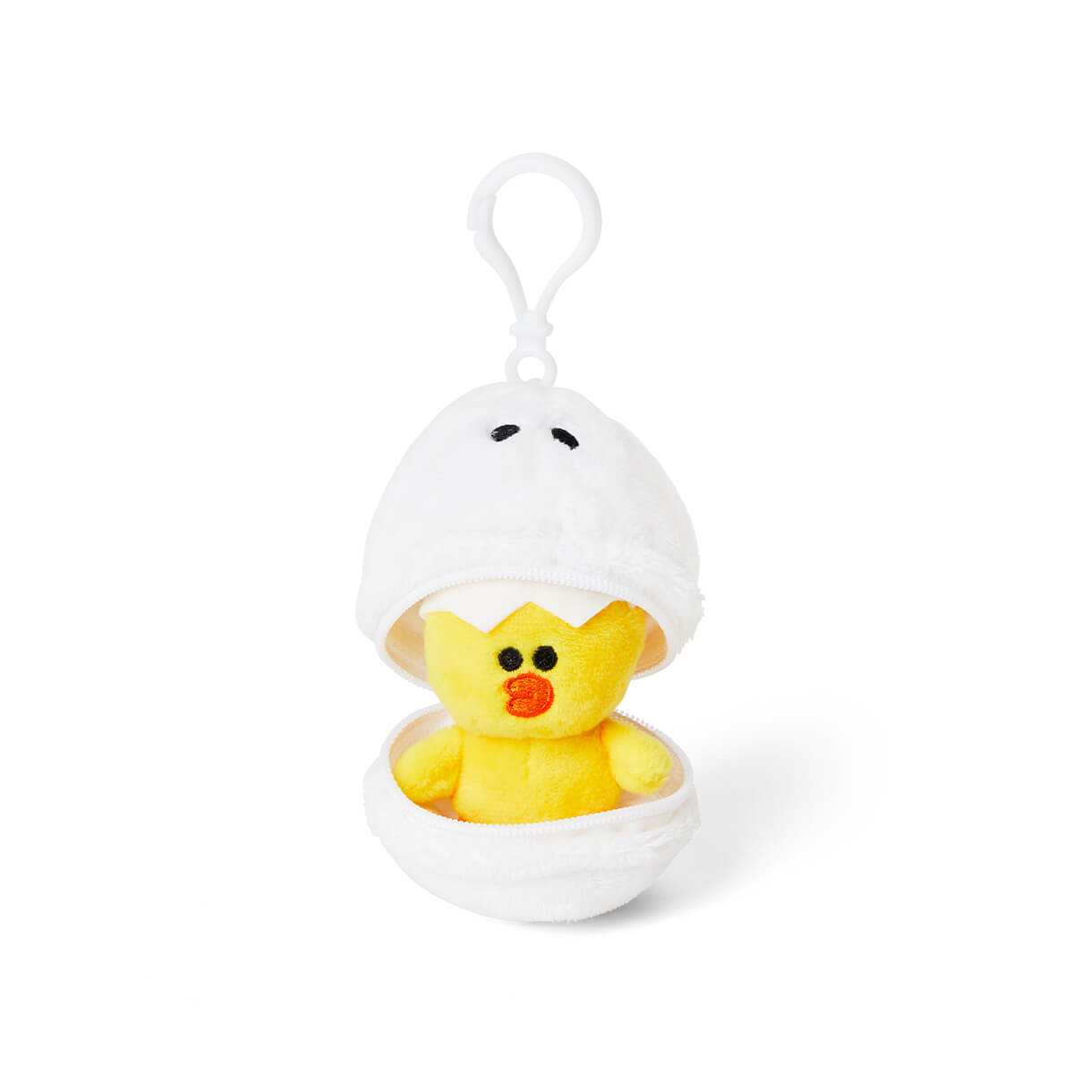 LINE FRIENDS SALLY FRIENDS MINI SALLY Egg Bag Charm
