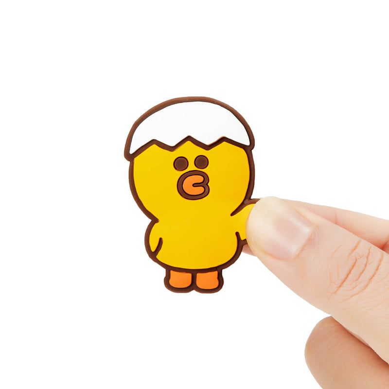 LINE FRIENDS SALLY FRIENDS SALLY Silicone Magnet