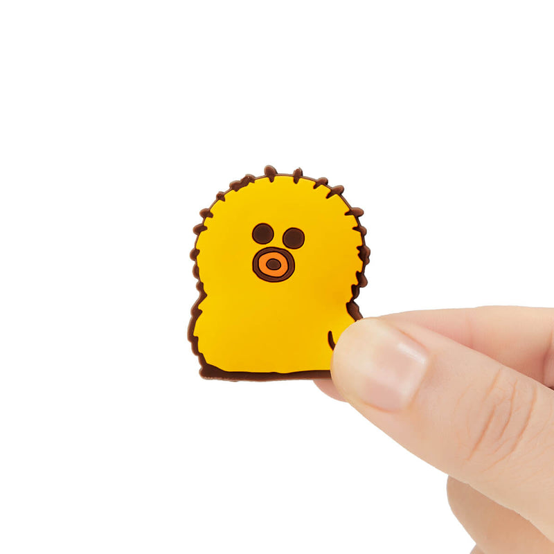 LINE FRIENDS SALLY FRIENDS ARI Silicone Magnet