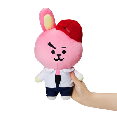 BT21 COOKY School Look Standing Doll