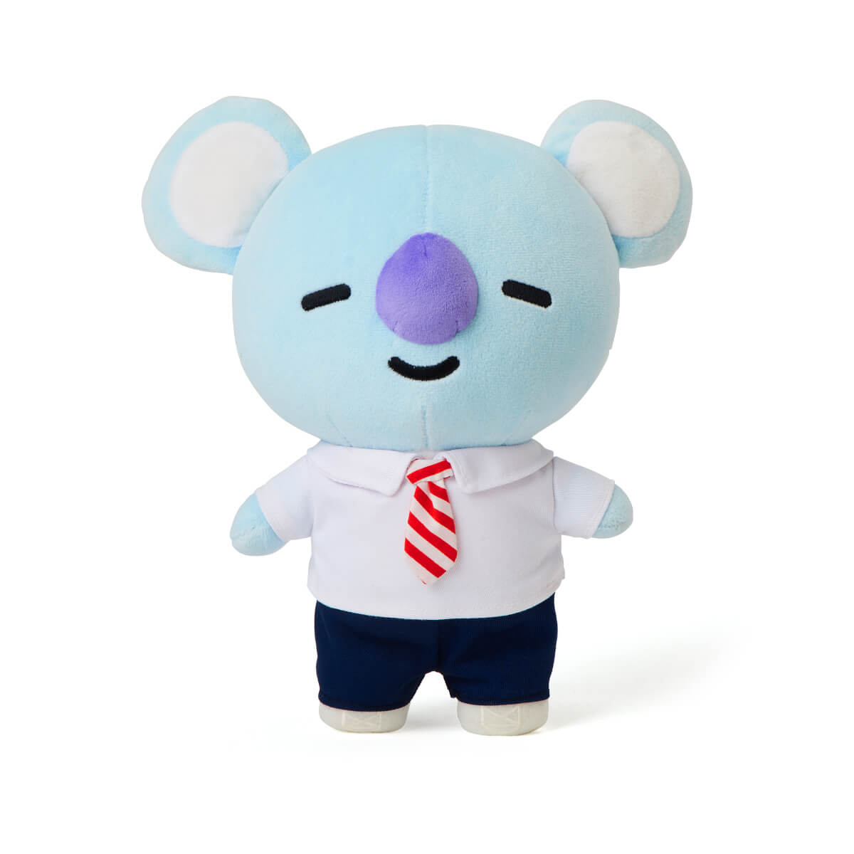 BT21 KOYA School Look Standing Doll