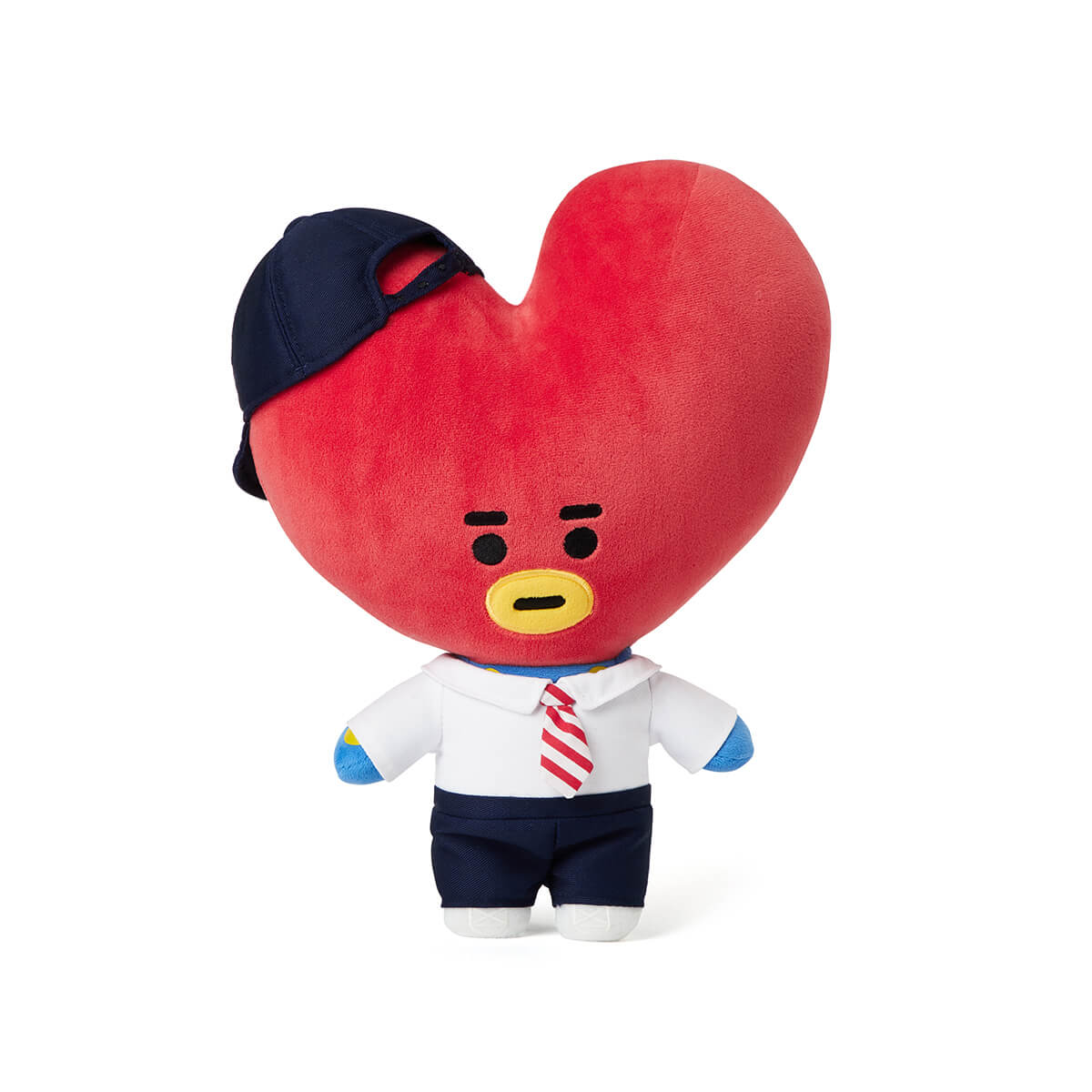 BT21 TATA School Look Standing Doll