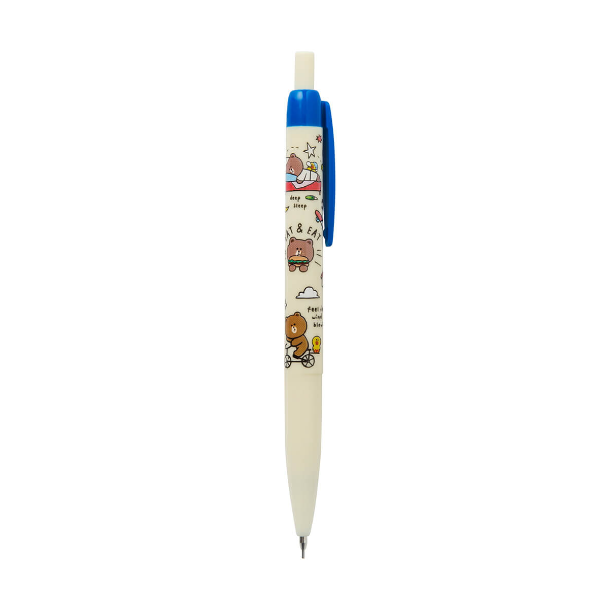 LINE FRIENDS BROWN Mechanical Pencil 0.5mm
