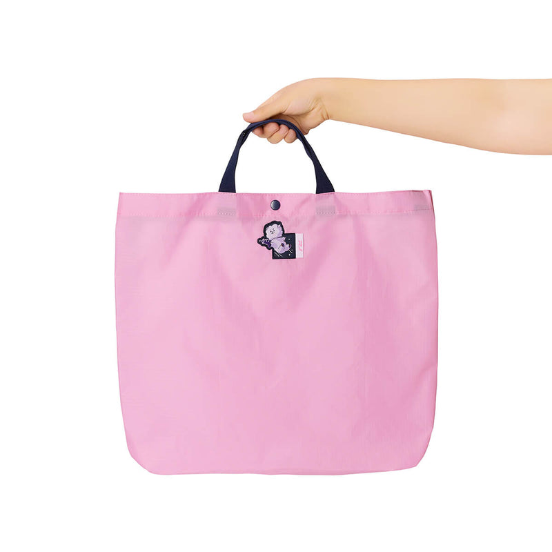 BT21 RJ SPACE WAPPEN Ripstop Fold Up Bag