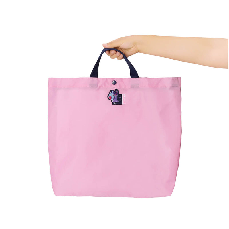 BT21 MANG SPACE WAPPEN Ripstop Fold Up Bag