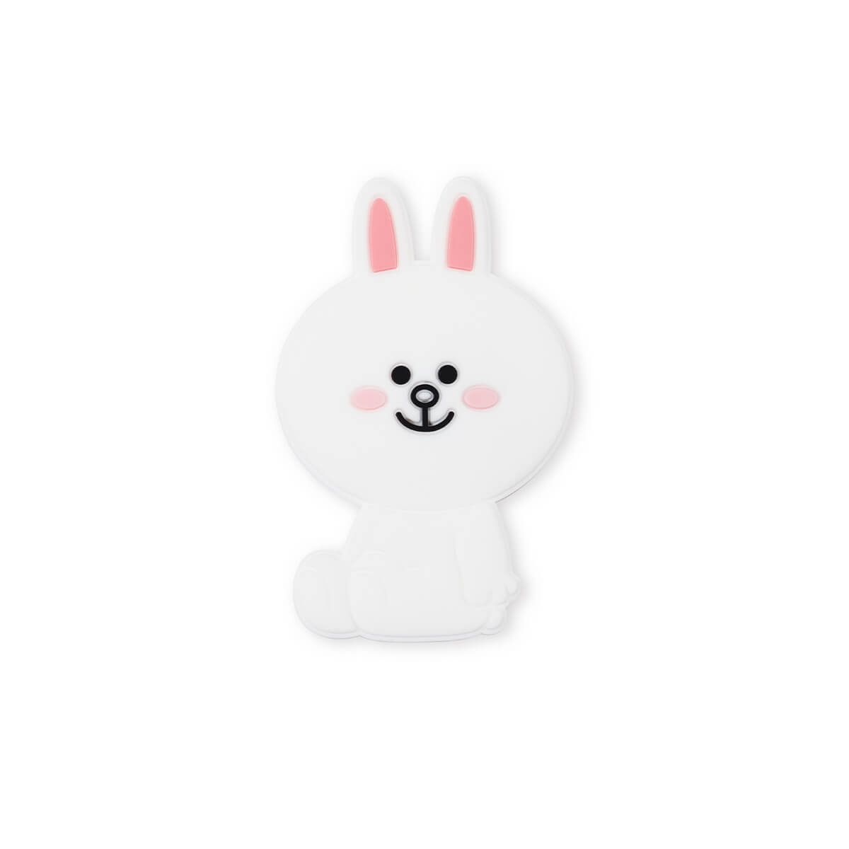 LINE FRIENDS CONY Sitting Silicone Magnet