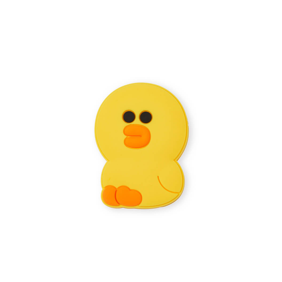 LINE FRIENDS SALLY Sitting Silicone Magnet
