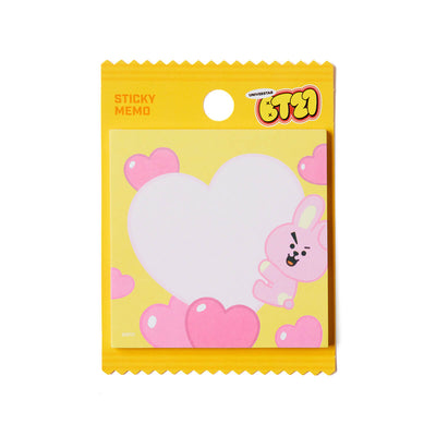 BT21 COOKY Sweet Sticky Notes