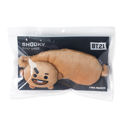 BT21 SHOOKY Doll Sleeping Masks