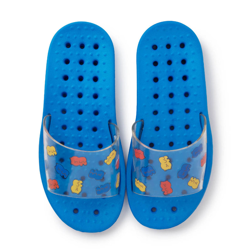 BROWN & FRIENDS Kids Bathroom Slippers 210mm
