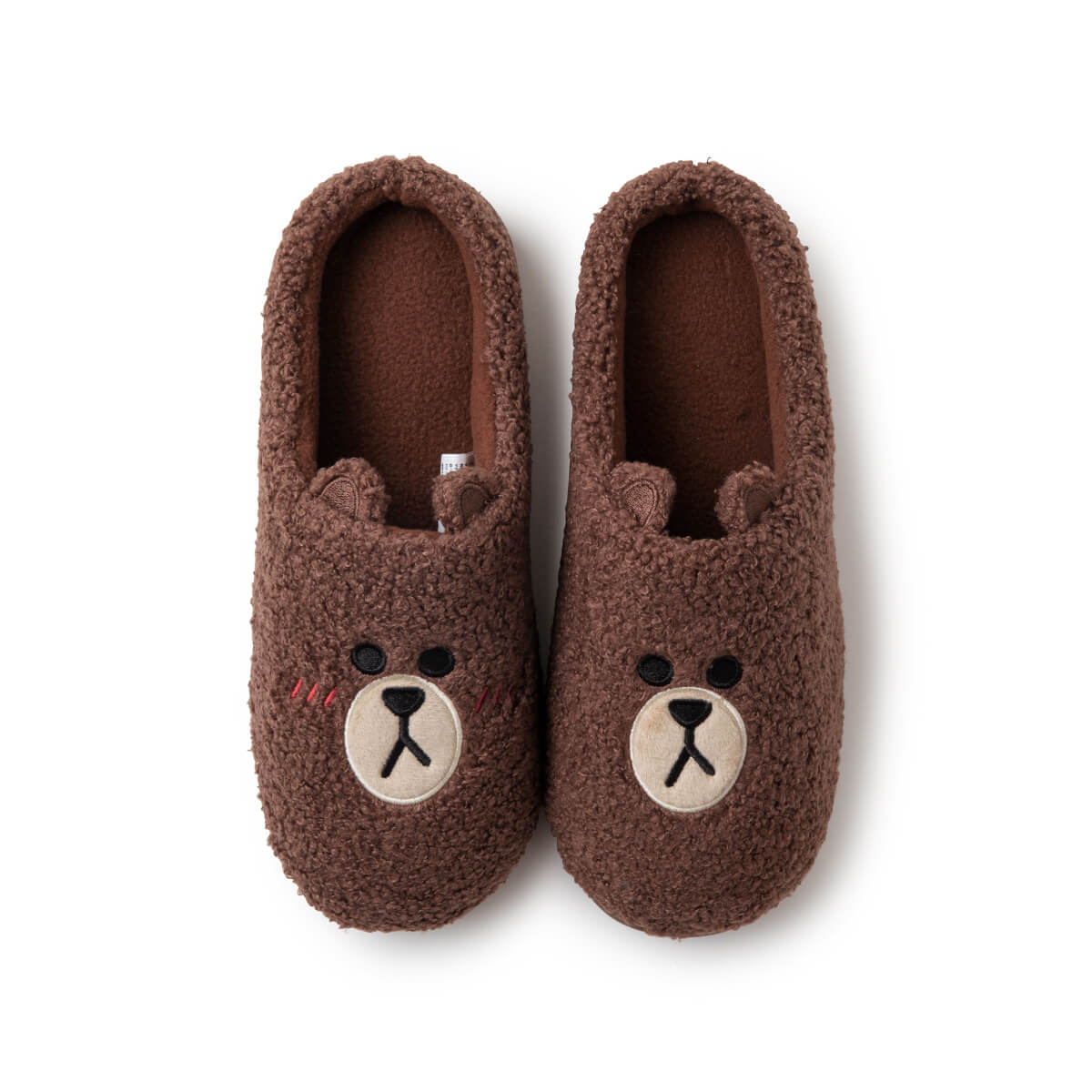 BROWN Ppogeul Slipper