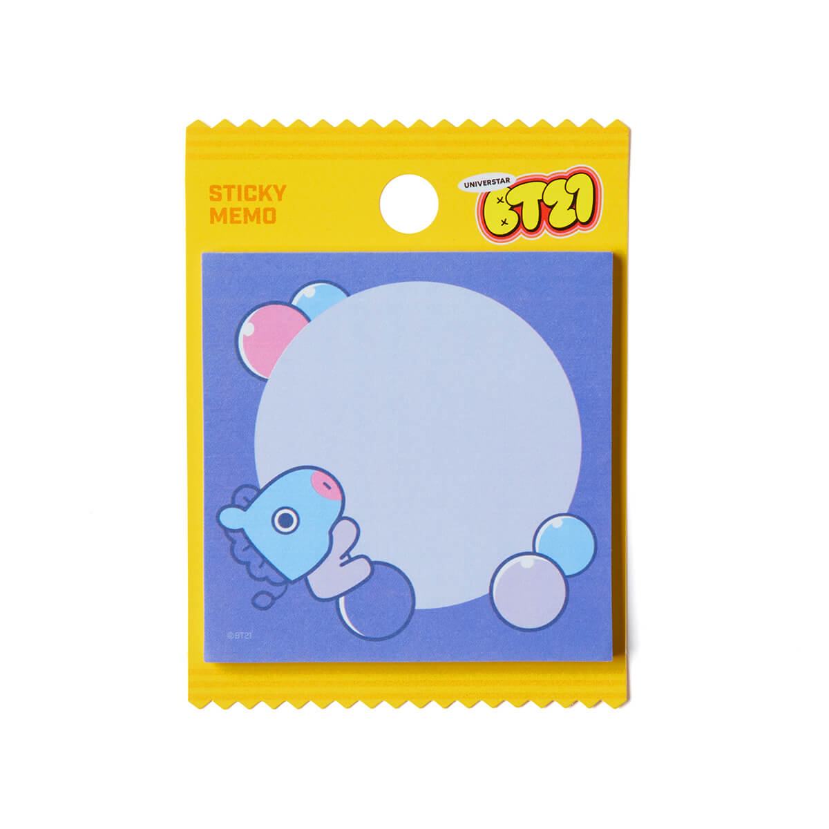 BT21 MANG Sweet Sticky Notes