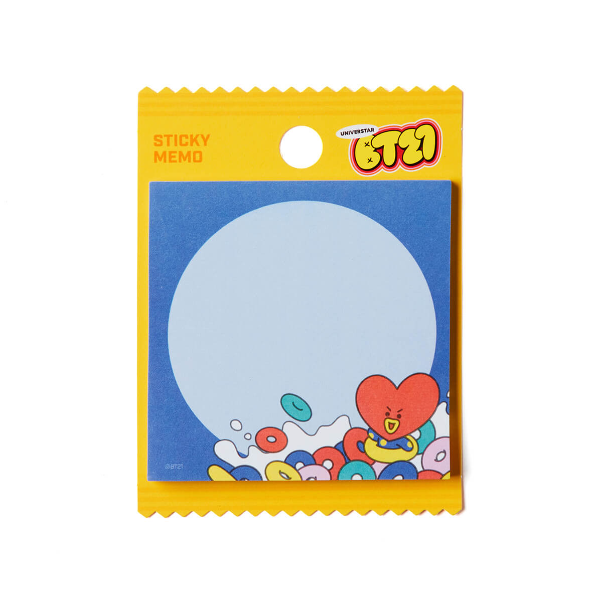 BT21 TATA Sweet Sticky Notes