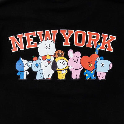 BT21 CHARACTERS NY Edition T-Shirt