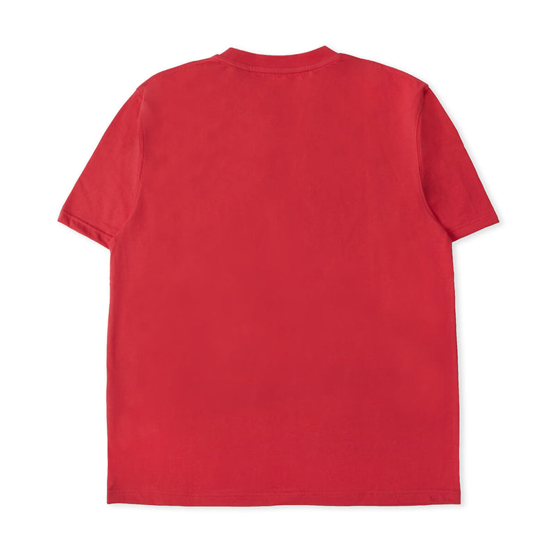 LINE FRIENDS SALLY Pizza Time T-shirt Red
