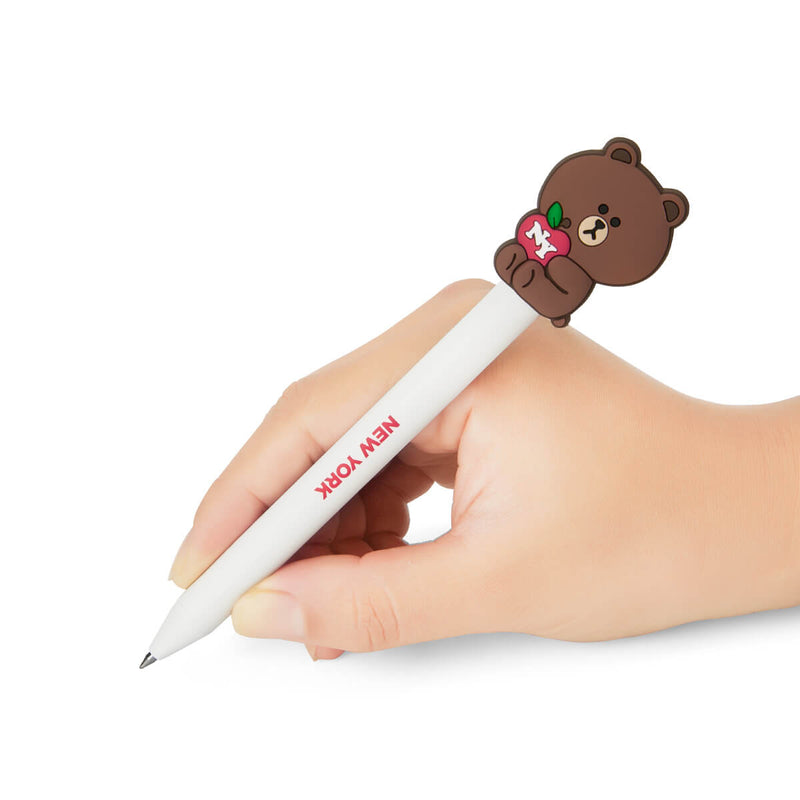 LINE FRIENDS New York City Edition Gel Pen
