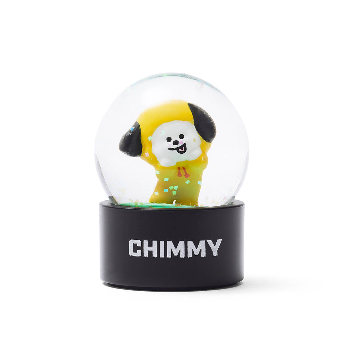 BT21 CHIMMY Mini Water Globe