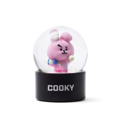 BT21 COOKY Mini Water Globe