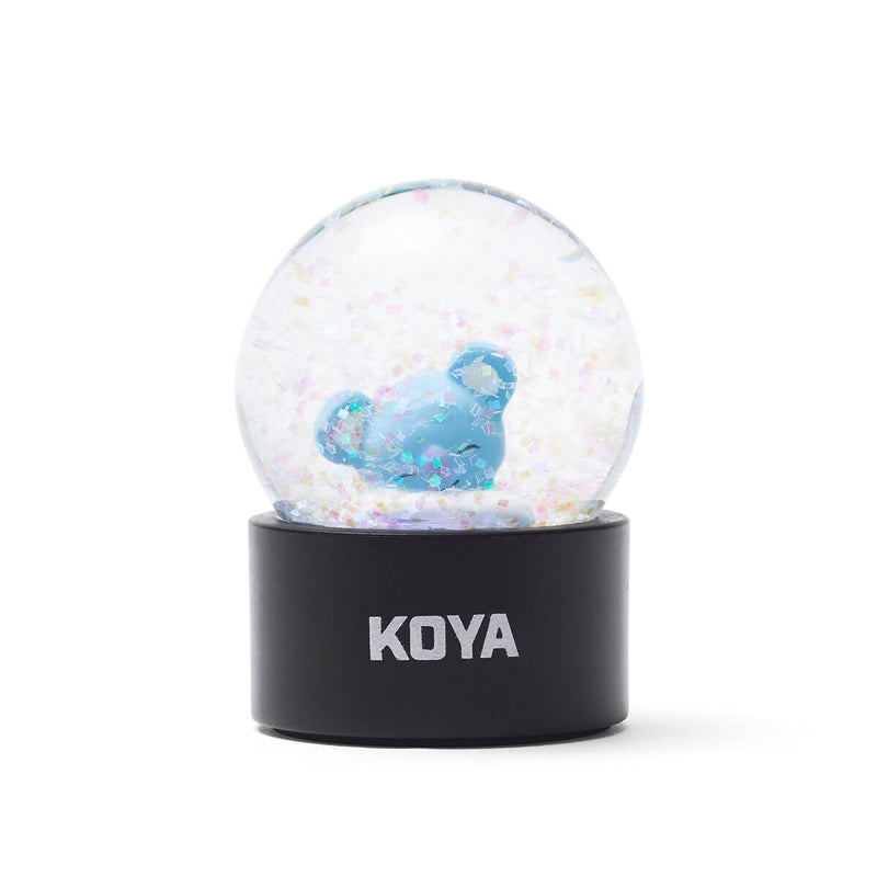 BT21 KOYA Mini Water Globe
