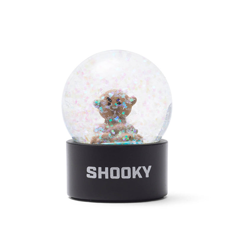 BT21 SHOOKY Mini Water Globe