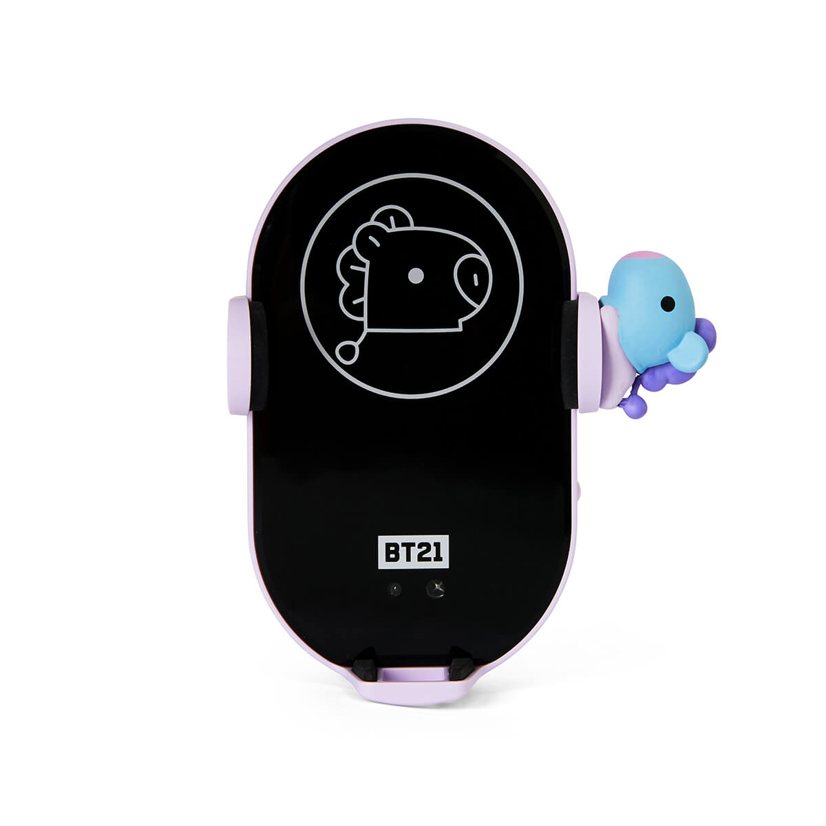 BT21 MANG Wireless Car Charging Phone Holder