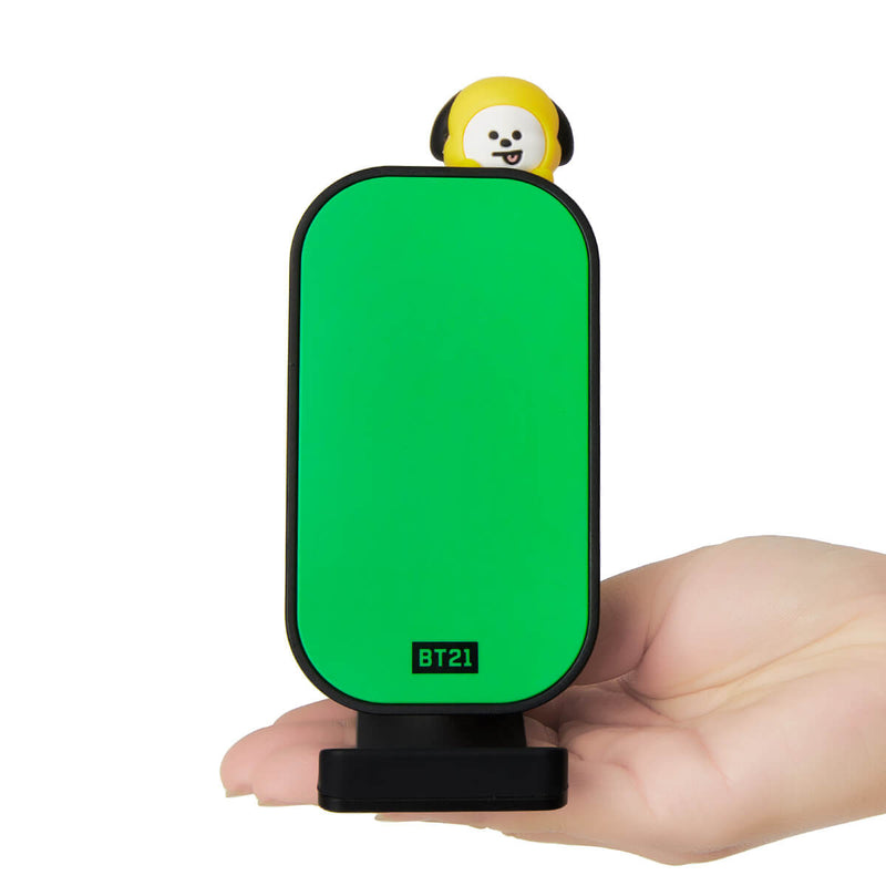 BT21 CHIMMY Wireless Desk Charging Phone Holder