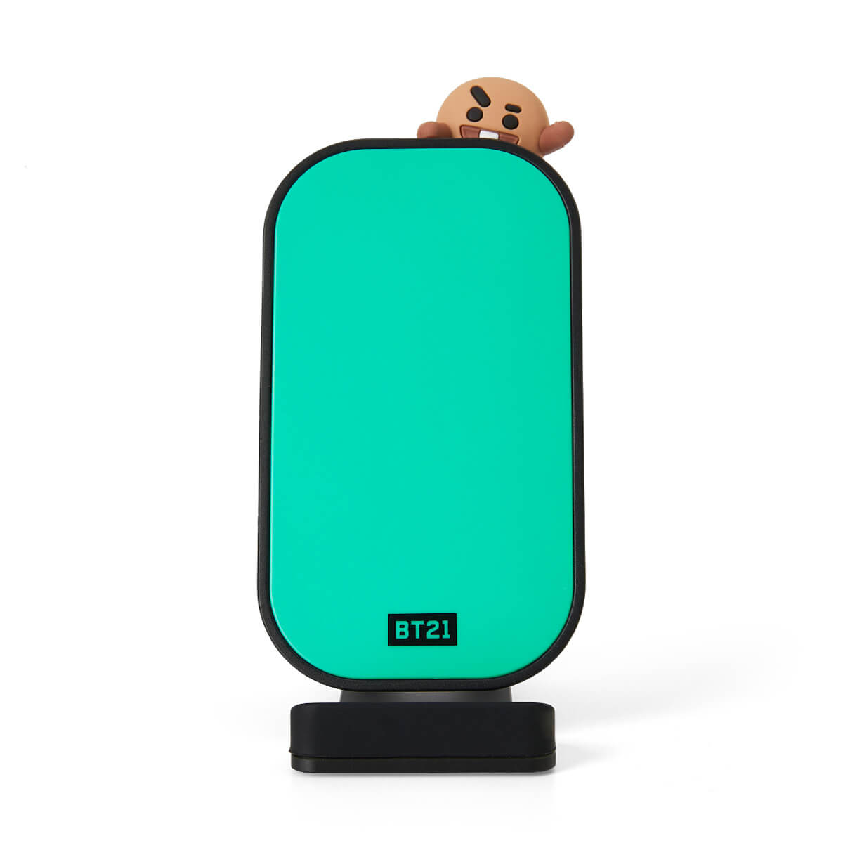 BT21 SHOOKY Wireless Desk Charging Phone Holder