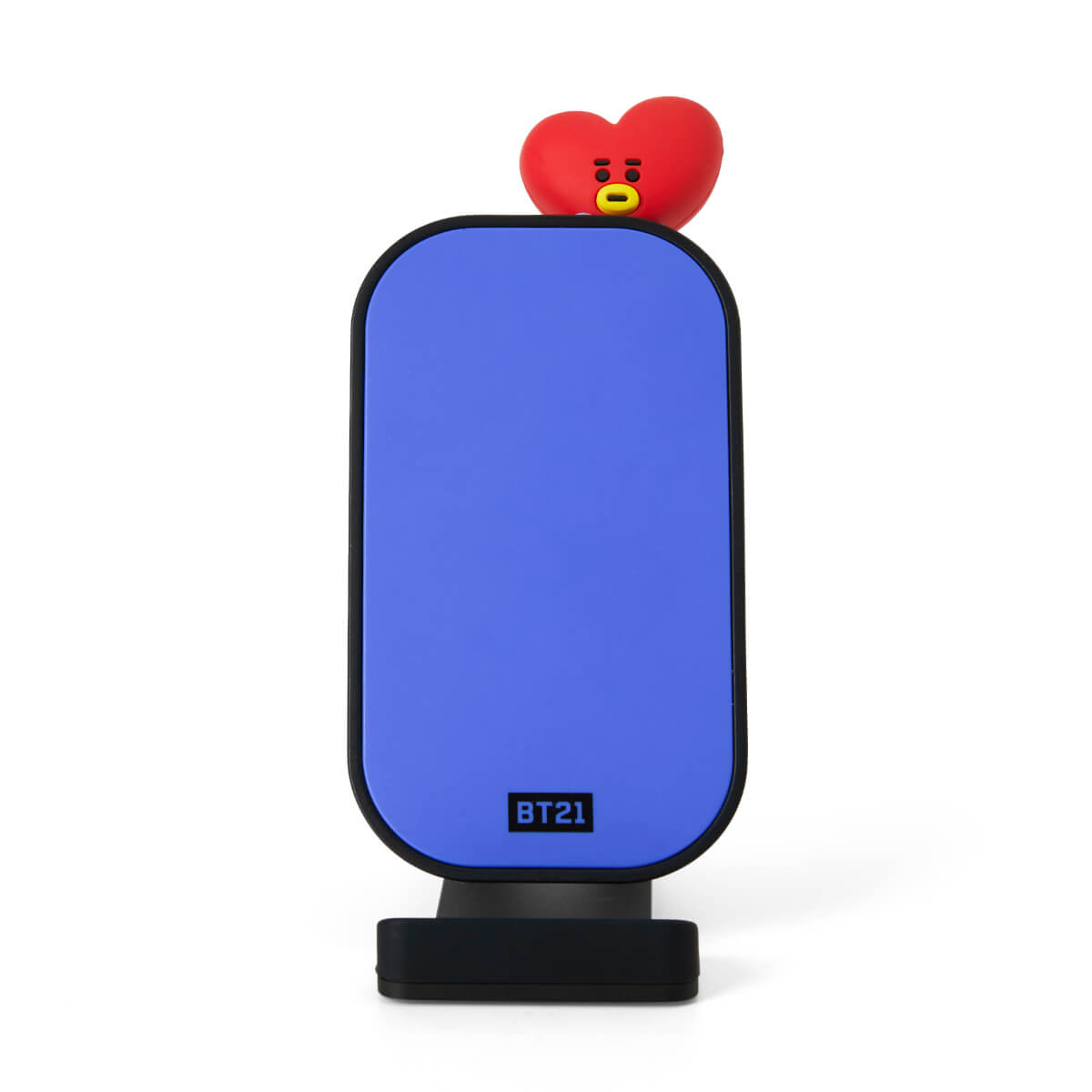 BT21 TATA Wireless Desk Charging Phone Holder