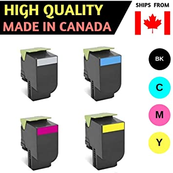 Inks N Stuff Lexmark 71B10C0 Remanufactured Cyan Toner Cartridge - Inks N Stuff Ltd.