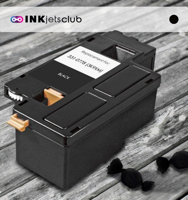 Inks N Stuff Inks N Stuff Brand Compatible, Dell 1350CN Yellow Toner Cartridges Standard Yield - Inks N Stuff Ltd.
