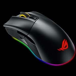 ASUS Computer International  ROG Gladius II Aura Sync USB Wired Optical Ergonomic Gaming - Inks N Stuff Ltd.
