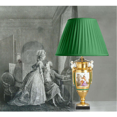 French Antique Lamps For The Classic Interior
