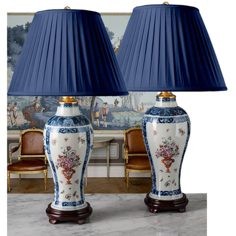 Antique Lamps For The Oriental Interior