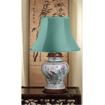 E001 An Attractive Antique Chinese Lamp of Curvaceous Style - Circa 1860
