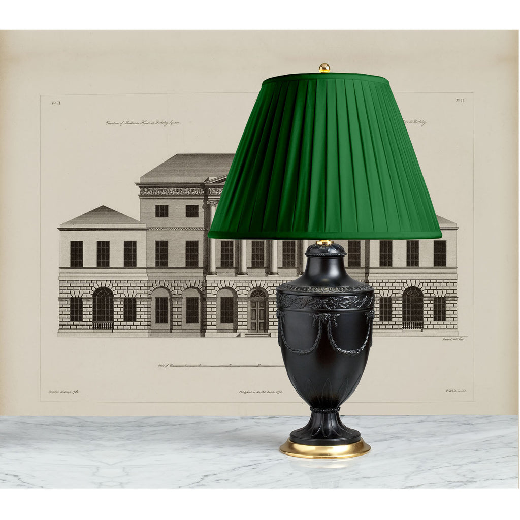 F069  A Unique, Vintage Wedgwood Neo Classic Style, Urn Shaped Lamp - Circa 1950
