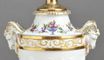 F081 19th Century, French, Porcelaine de Paris Lamp in Sèvres Style - Circa 1890