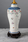 G034  An Elegantly Understated 18th Century Chinese Export Lamp - Circa 1770