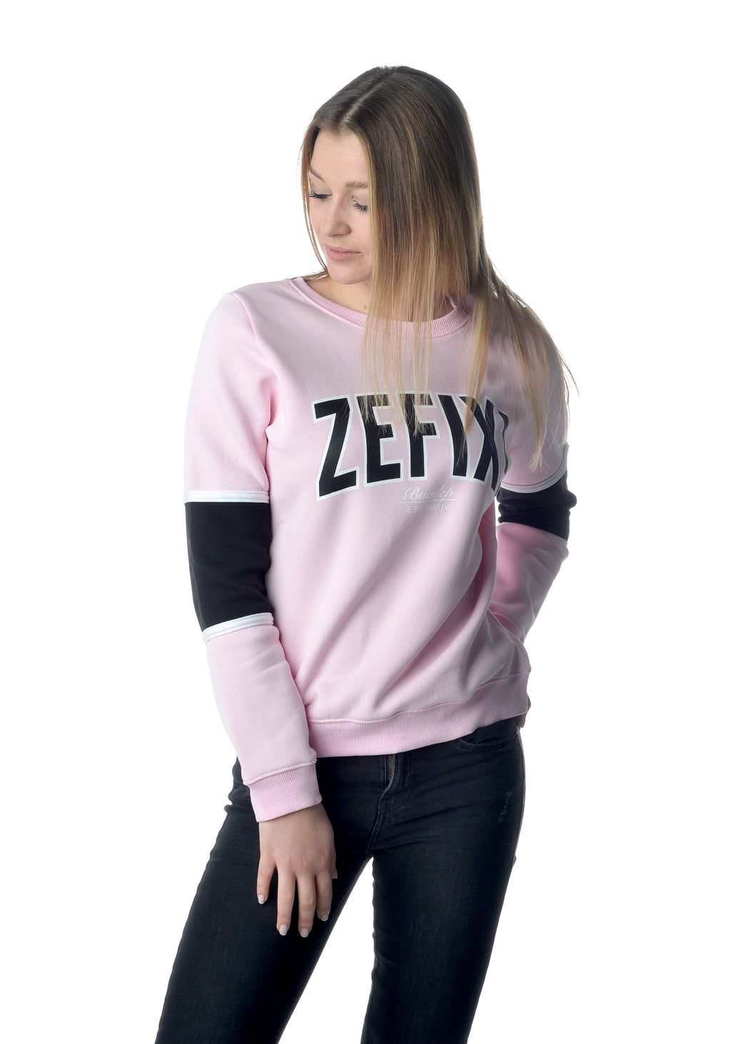 College Sweater Girls rosa