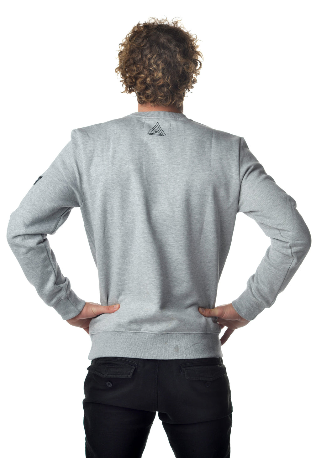 Taschen Grantler Sweatshirt grey Men
